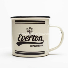 Promotional Logo Imprinted Enamel Mugs